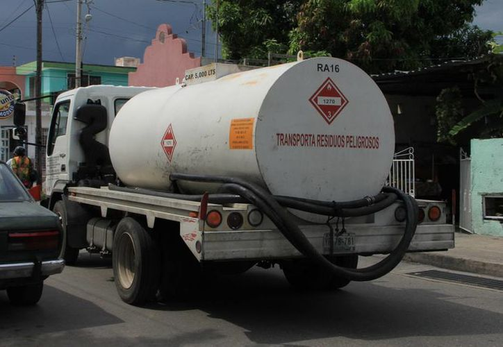 La Profepa tiene ubicadas a las empresas que producen desechos tóxicos. (Milenio Novedades)