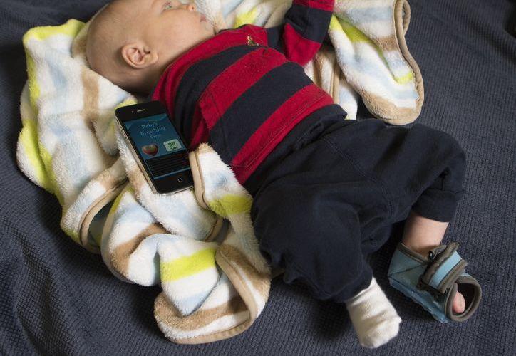 El 90% de casos de 'Muerte de cuna' ocurre entre los primeros 2 y 6 meses de nacido. (news.byu.edu)