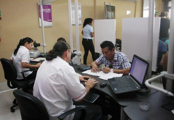 El plazo para recoger la credencial de elector vence el 1 de marzo. (Milenio Novedades)