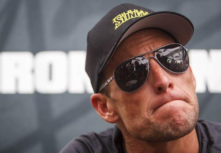Armstrong fue premiado hace 10 años por la misma revista debido a los valores deportivos que profesaba. (Foto: Agencias)