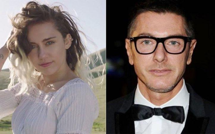 Miley dijo que no estaba de acuerdo con la política de la marca, y el diseñador respondió escribiendo que no necesitaba los comentarios de la cantante. (Foto: Contexto/Internet)