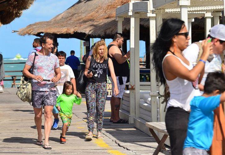 La importancia de la promoción turística para los empresarios los ha motivado a alistar un frente común de rechazo de la desaparición del  Consejo. (Alejandro García/SIPSE)