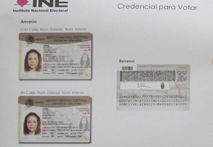 El límite para recoger las nuevas credenciales del INE es el 1 de marzo de 2015. (Notimex)