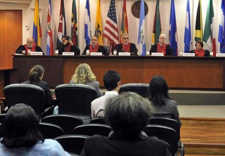 La Comisión Interamericana de Derechos Humanos inició su periodo de sesiones. (Agencias/Archivo)