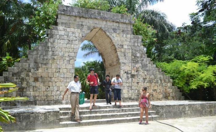 La zona arqueológica de Chankanaab, es uno de los sitios que más sorprendió al equipo. (Archivo/SIPSE)
