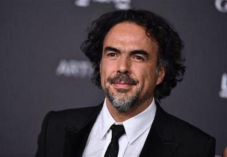 Iñárritu fue nominado a un Globo de Oro como mejor director por la película  'The Revenant', el mexicano tendrá una dura competencia con la película  'Carol'  .(AP)