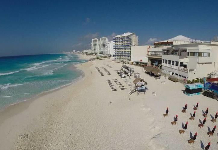 Cancún está en el mapa de riesgo por los efectos del cambio climático. (Redacción/SIPSE)