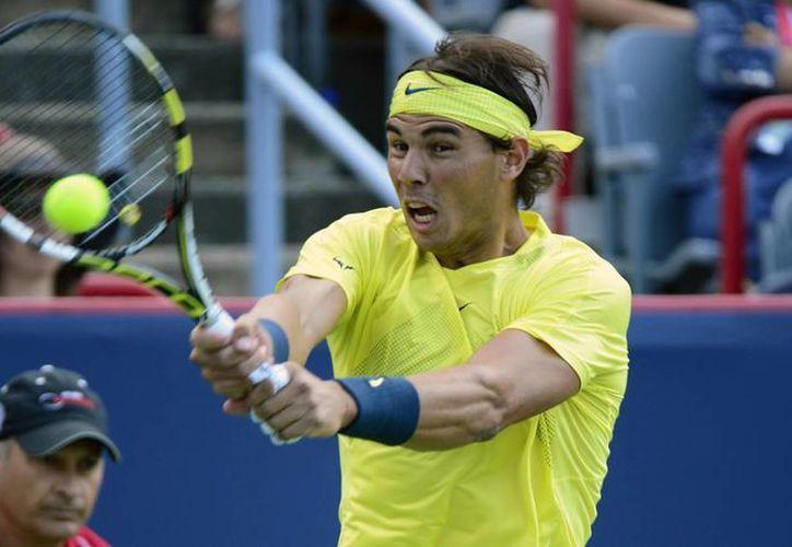 Rafael Nadal (foto) se enfrenta al estadunidense Ryan Harrison en la primera ronda del torneo. (Agencias)