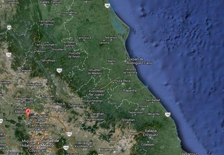 Desde hace varias semanas no se presenta a laborar el exjefe policiaco de Tepeji del Río, Hidalgo. (Google Maps)