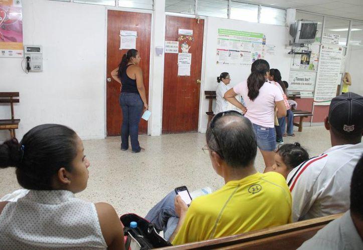 la Secretaría de Salud del Estado (Sesa) verifica los 176 centros a lo largo y ancho de la entidad. (Sergio Orozco/SIPSE)