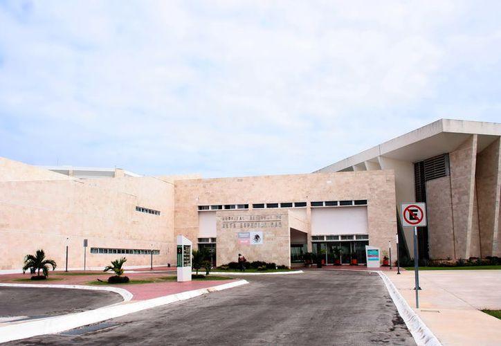 El Hraepy renueva sus instalaciones para atender enfermedades del riñón. (Foto: Milenio Novedades)