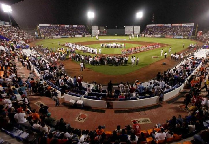 Los Tigres de Quintana Roo lograron la venta de todas las localidades para el tercer juego de la serie de final dela zona Sur. (Contexto/Internet)
