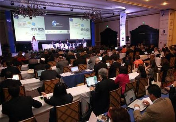 El congreso se realizará por primera vez en México desde el 13 al 16 de julio. (Contexto/Internet)