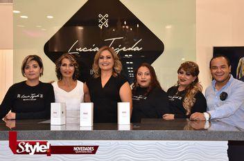 Inauguración: Lucía Tejeda Beauty Salon