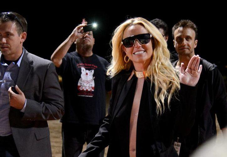 No es la primera vez que la cantante busca provocar a través de la palabra 'bitch' en una canción. (Agencias)