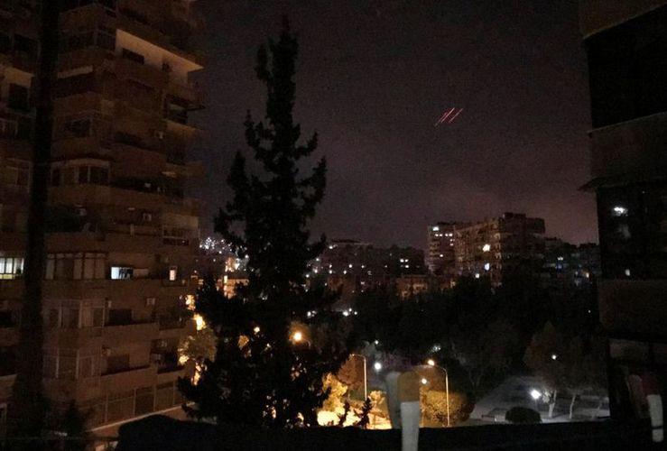 OTAN apoya bombardeo contra Siria