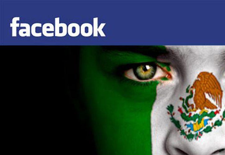 Mexicanos ven Facebook como una importante herramienta de comunicación. (Foto: Internet).