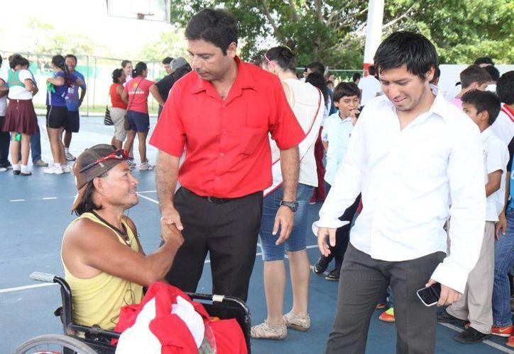 El evento tuvo lugar en el domo de la Unidad Deportiva Independencia. (Redacción/SIPSE)
