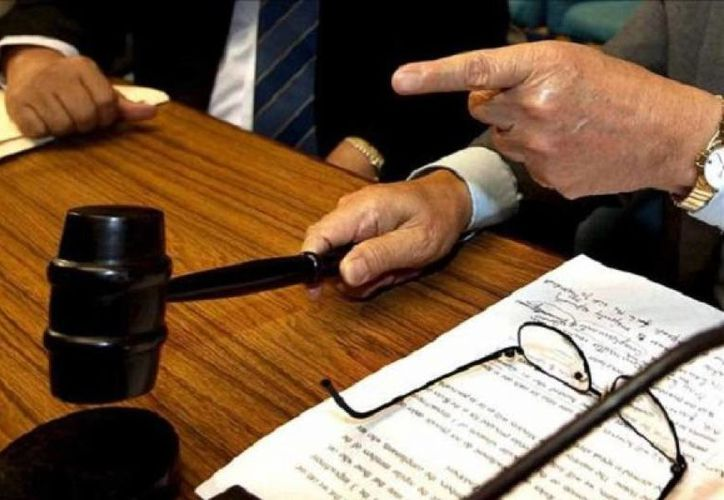 Los impartidores de justicia no buscan convertirse en los héroes de la lucha contra el crimen, sino en mantener un bajo perfil. (90minutos.com)