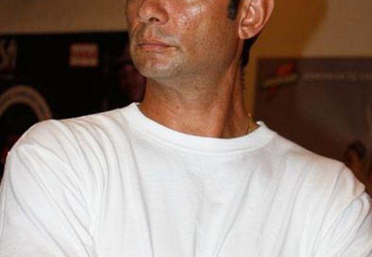 Tarrago dejó en claro que llegó a Mérida para trabajar en la formación de pugilistas. (Milenio Novedades)