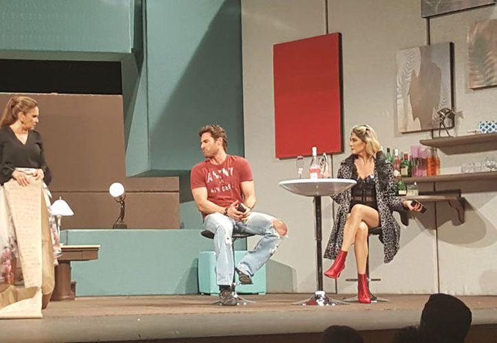La presentación de la puesta en escena fue la tarde del jueves. (Jocelyn Díaz/SIPSE)