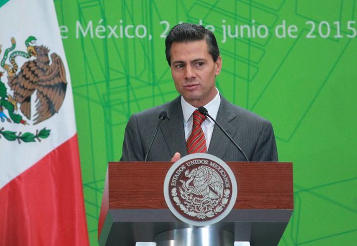A las 7:30 horas de hoy fue intervenido quirúrgicamente Enrique Peña Nieto para extraerle la vesícula biliar. (Notimex)