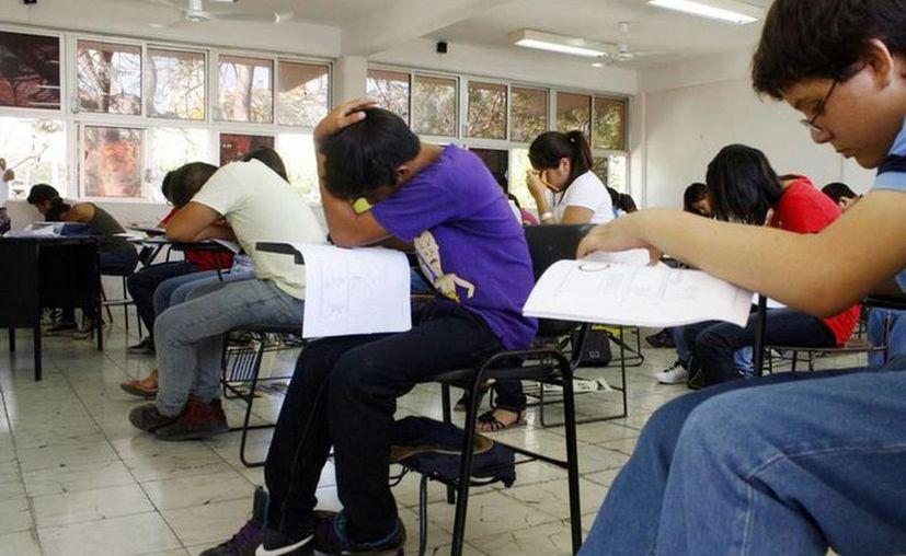 Las clases fueron suspendidas hasta el 30 de abril. (Novedades Yucatán)