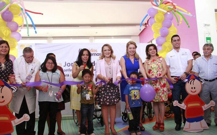 """Se celebró la sexta edición de las """"Jornadas de Inclusión"""". (Tomás Álvarez/SIPSE)"""