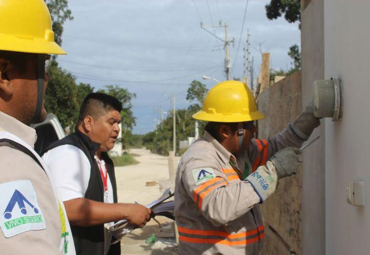 En Tulum esperan que la ciudadanía responda al llamado de apagar una hora las luces. (Foto: Sara Cauich)