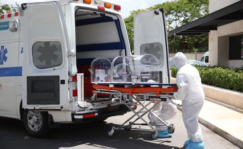 En lo que va de estos primeros días de julio ya hay más de 100 muertos por Covid-19 en Yucatán. (Novedades Yucatán)