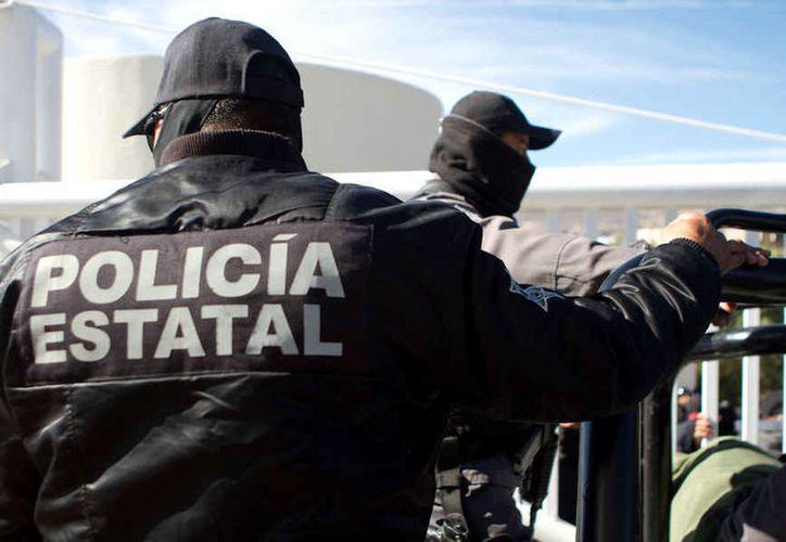 Elementos de las policías estatal y municipal tomaron conocimiento de los hechos. (Contexto/TvBus)