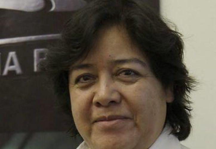 Alejandra Córdova Barrientos, titular del departamento de Programas de Seguimiento de Promoción Económica de la Sede. (Redacción/SIPSE)