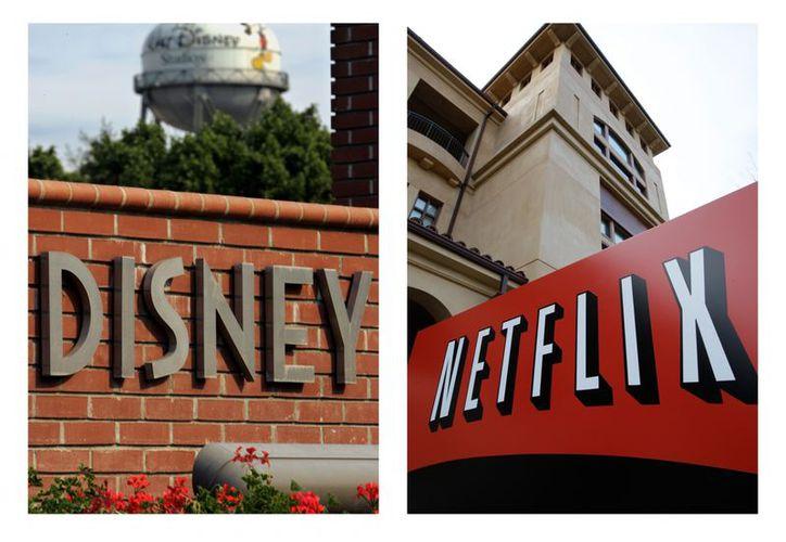 Al conocerse la noticia, subieron las acciones de Netflix. (Agencias)