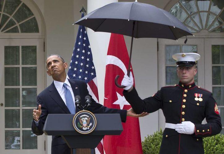Aseguran que Obama no tiene derecho a dar este tipo de órdenes sin el permiso del comandante de la Infantería de Marina. (Agencias)