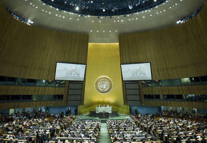 La Asamblea General de la ONU,  convocó una nueva ronda de sanciones en contra de Corea del Norte (AGENCIAS)