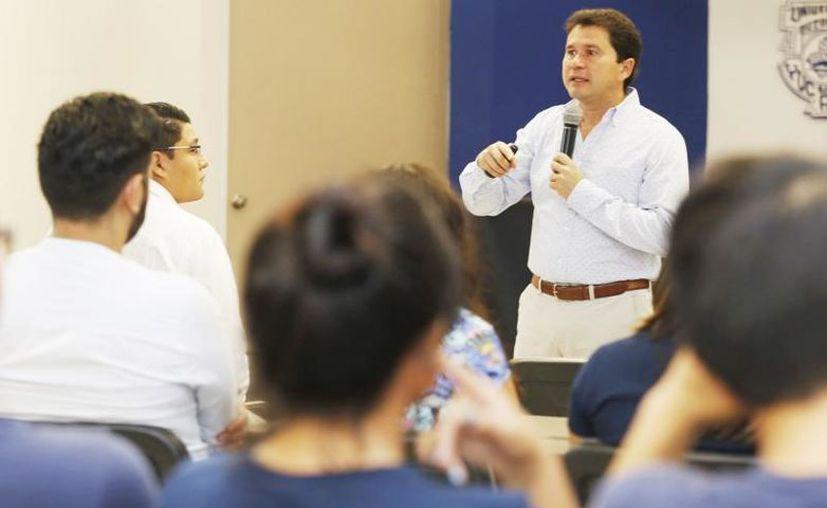 La Uady invitará a los candidatos para que expongan sus propuestas. (Foto: contexto/Gobierno del estado)