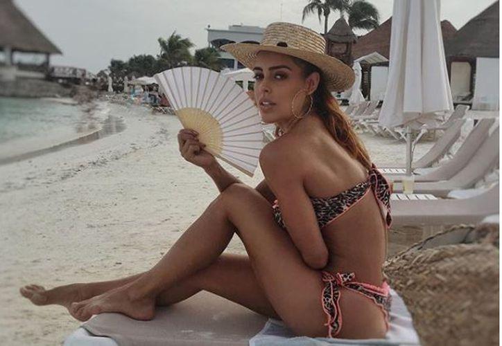 Sara compartió con sus miles de seguidores su travesía por el Caribe mexicano. (Foto: Instagram)