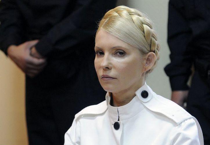 Las autoridades acusaron formalmente a Tymoshenko de un homicidio. (Agencias)