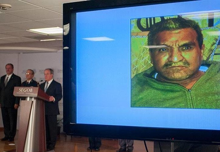 Las autoridades vinculan a Dionisio Loya Plancarte con 14 expedientes ministeriales por diversos delitos. (Excélsior/Archivo)