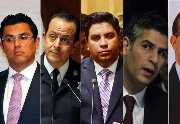 Siguen prófugos cinco cómplices del ex gobernador de Veracruz, Javier Duarte. (Libertad Bajo Palabra).
