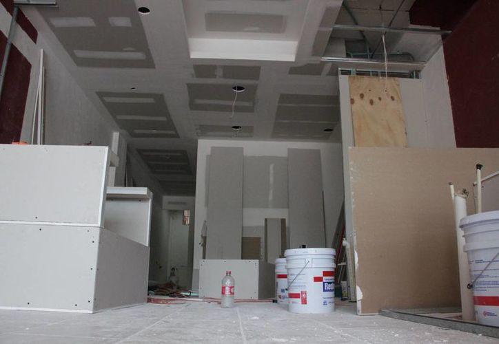 Cada hogar contará con focos ahorradores de energía y muros con tabique cerámico. (Redacción/SIPSE)