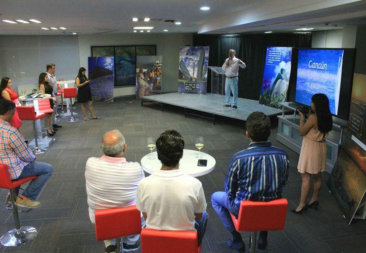 El Consejo Coordinador Empresarial del Caribe presentó el proyecto. (Jesús Tijerina/SIPSE)