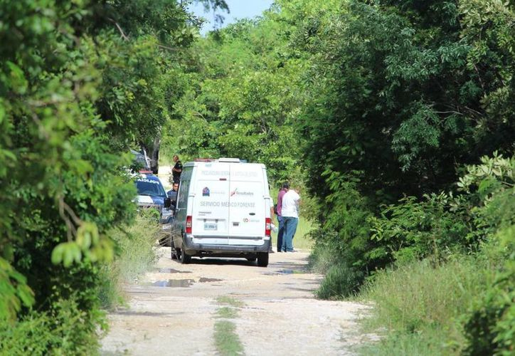 El cuerpo de un hombre sin vida fue hallado en el acceso a un cenote, cerca de Xpu-Ha, en la Riviera Maya. (Redacción/SIPSE)