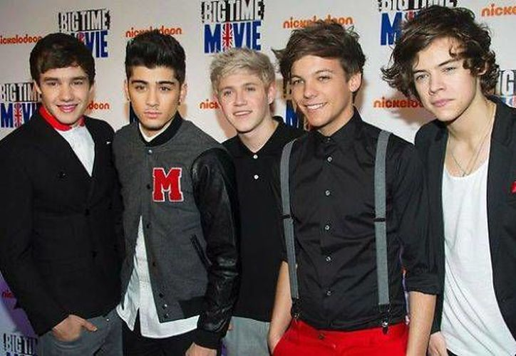 One Direction reunió a 80 mil admiradoras en el MetLife Stadium de Nueva Jersey. (AP)