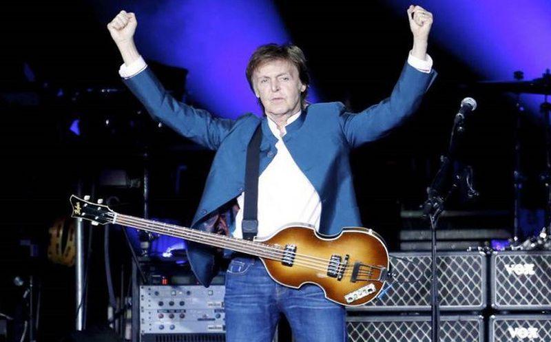 En media hora, se agotan boletos para Paul McCartney en la CDMX