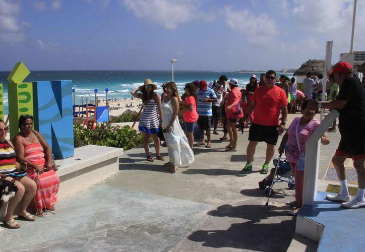 En necesario innovar en estrategias y productos para satisfacer al turismo. (Israel Leal/SIPSE)