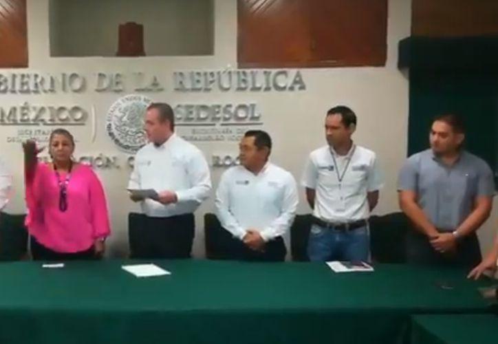 Ortiz Yeladaqui fue alcaldesa de Othón P. Blanco de 1990 a 1993. (Foto: Twitter/@SedesolQuintanaRoo)