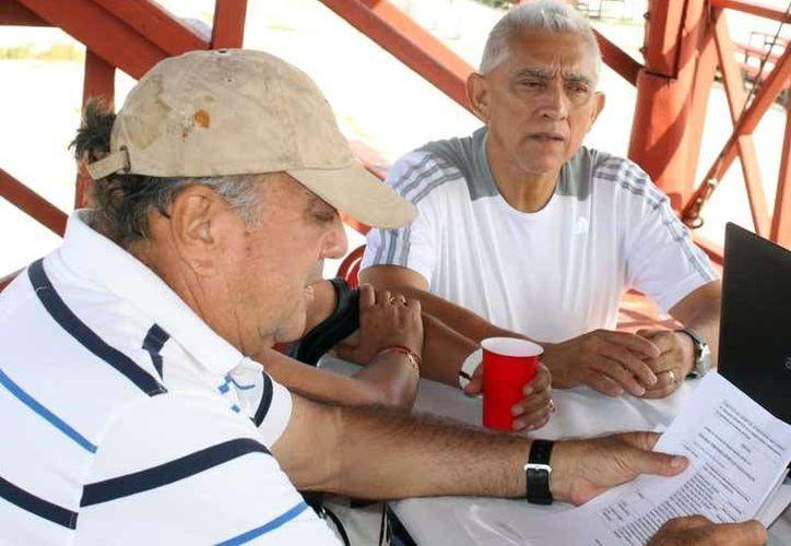 La convivencia de escuelas de iniciación deportivas comenzó ayer la Unidad Deportiva Kukulcán. (Milenio Novedades)