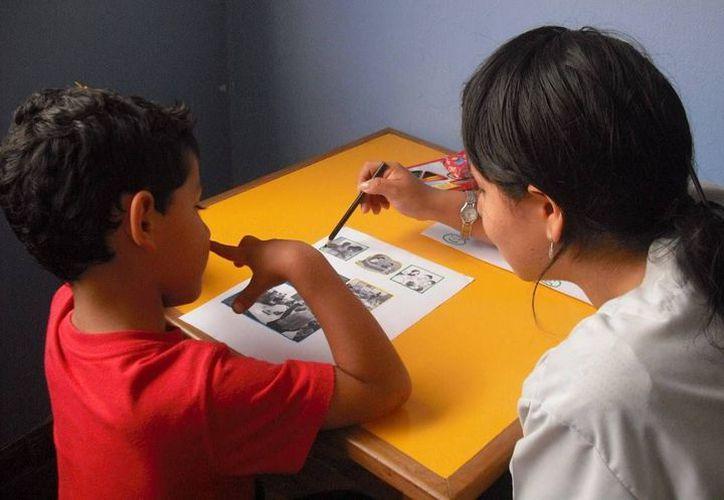El hospital T-1 atiende a 60 niños con autismo cada mes. (Imagen estrictamente ilustrativa/ Milenio Novedades)
