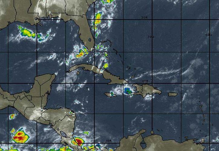 Las probabilidades de lluvias aumentan al 60% en la noche. (Cortesía/SIPSE)